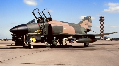 Photo ID 222816 by Gerrit Kok Collection. USA Air Force McDonnell Douglas F 4D Phantom II, 66 7570