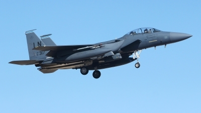 Photo ID 222786 by Manuel Fernandez. USA Air Force McDonnell Douglas F 15E Strike Eagle, 91 0317