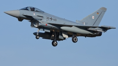 Photo ID 222794 by Rainer Mueller. Germany Air Force Eurofighter EF 2000 Typhoon S, 30 40