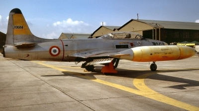Photo ID 222790 by Alex Staruszkiewicz. France Air Force Lockheed T 33A Shooting Star, 57 0684