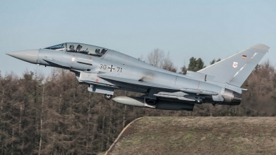 Photo ID 222838 by Sven Neumann. Germany Air Force Eurofighter EF 2000 Typhoon T, 30 71