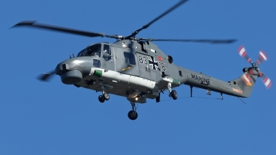Photo ID 222853 by Rainer Mueller. Germany Navy Westland WG 13 Super Lynx Mk88A, 83 18