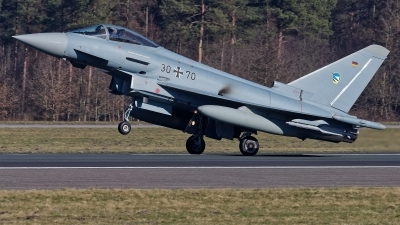 Photo ID 222857 by Rainer Mueller. Germany Air Force Eurofighter EF 2000 Typhoon S, 30 70