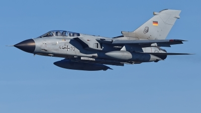 Photo ID 222860 by Rainer Mueller. Germany Air Force Panavia Tornado IDS T, 44 72