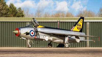 Photo ID 222873 by Kris Christiaens. Private Lightning Preservation Group English Electric Lightning F3, XR713