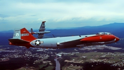 Photo ID 222887 by Gerrit Kok Collection. USA Air Force Martin EB 57B Canberra, 52 1516