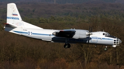 Photo ID 222907 by Michael Frische. Russia Air Force Antonov An 30, RF 30083