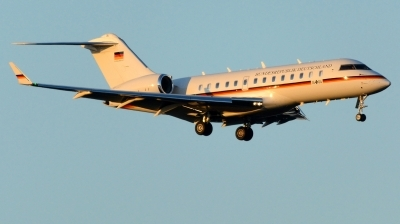 Photo ID 222908 by Michael Frische. Germany Air Force Bombardier BD 700 1A11 Global 5000, 14 04