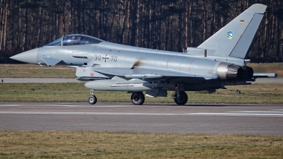 Photo ID 222923 by Rainer Mueller. Germany Air Force Eurofighter EF 2000 Typhoon S, 30 70