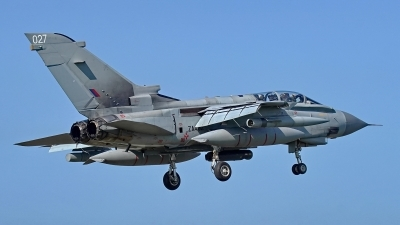 Photo ID 222969 by Dieter Linemann. UK Air Force Panavia Tornado GR4, ZA462