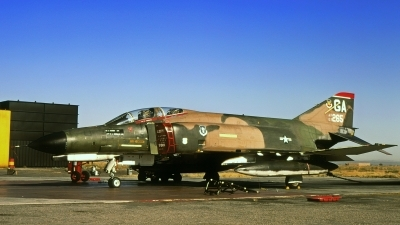 Photo ID 223039 by Gerrit Kok Collection. USA Air Force McDonnell Douglas F 4E Phantom II, 69 0265