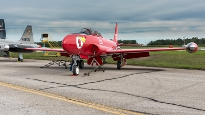 Photo ID 223028 by Rod Dermo. Private Jet Aircraft Museum Canadair CT 133 Silver Star 3, C FUPP