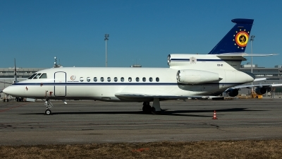 Photo ID 223088 by Thomas Ziegler - Aviation-Media. Belgium Air Force Dassault Falcon 900B, CD 01
