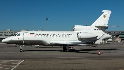 Photo ID 223057 by Thomas Ziegler - Aviation-Media. Iran Government Dassault Falcon 900EX, EP IGC