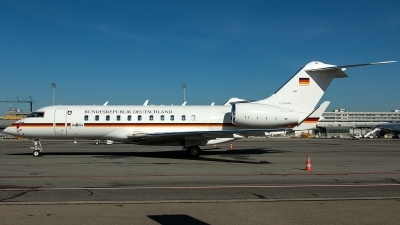 Photo ID 223100 by Thomas Ziegler - Aviation-Media. Germany Air Force Bombardier BD 700 1A11 Global 5000, 14 04