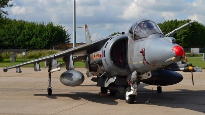 Photo ID 25582 by Markus Schrader. UK Air Force British Aerospace Harrier GR7, ZD378