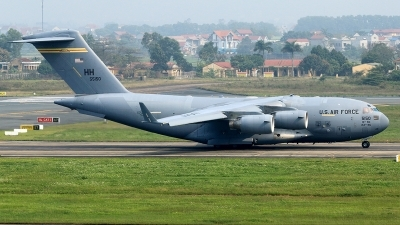 Photo ID 223081 by Thanh Ho. USA Air Force Boeing C 17A Globemaster III, 05 5150