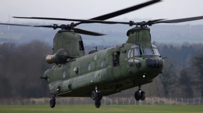 Photo ID 223139 by Mike Hopwood. Netherlands Air Force Boeing Vertol CH 47D Chinook, D 664