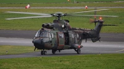 Photo ID 223136 by Mike Hopwood. Netherlands Air Force Aerospatiale AS 532U2 Cougar MkII, S 444
