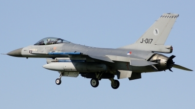 Photo ID 223127 by Arie van Groen. Netherlands Air Force General Dynamics F 16AM Fighting Falcon, J 017