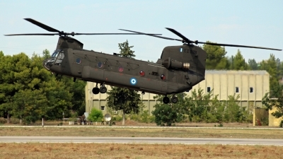 Photo ID 223318 by Kampitoglou Dimitrios. Greece Army Boeing Vertol CH 47D Chinook, ES928