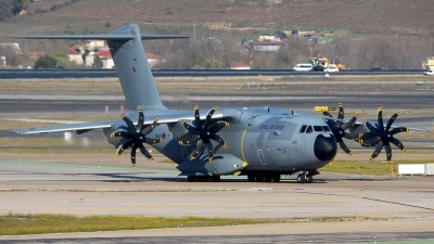 Photo ID 223177 by Alberto Gonzalez. UK Air Force Airbus Atlas C1 A400M, ZM402