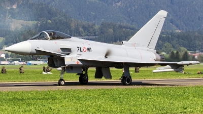 Photo ID 223196 by Walter Van Bel. Austria Air Force Eurofighter EF 2000 Typhoon S, 7L WI
