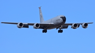 Photo ID 223319 by Gerald Howard. USA Air Force Boeing KC 135R Stratotanker 717 148, 63 8026