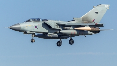 Photo ID 223226 by Sascha Gaida. UK Air Force Panavia Tornado GR4, ZA472