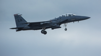 Photo ID 223256 by Doug MacDonald. USA Air Force McDonnell Douglas F 15E Strike Eagle, 91 0313