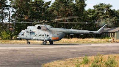 Photo ID 223283 by Robin Coenders / VORTEX-images. Lithuania Air Force Mil Mi 8T, 23