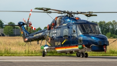 Photo ID 223315 by Sascha Gaida. Germany Navy Westland WG 13 Super Lynx Mk88A, 83 20