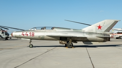 Photo ID 223336 by W.A.Kazior. Private Private Mikoyan Gurevich MiG 21US, N315RF