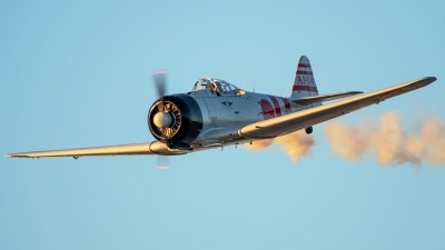Photo ID 223397 by W.A.Kazior. Private American Airpower Heritage Flying Museum North American Harvard IV, N15797