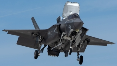 Photo ID 223445 by W.A.Kazior. USA Marines Lockheed Martin F 35B Lightning II, 169590