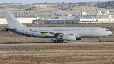Photo ID 223457 by Ruben Galindo. South Korea Air Force Airbus A330 243MRTT, 19 002