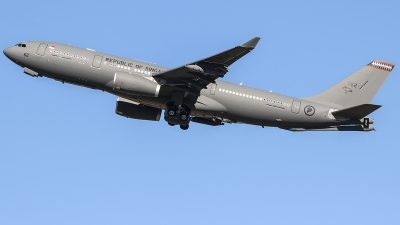 Photo ID 223458 by Ruben Galindo. Singapore Air Force Airbus A330 243MRTT, 762