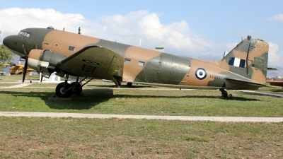 Photo ID 223495 by Stamatis Alipasalis. Greece Air Force Douglas C 47A Skytrain, 92626
