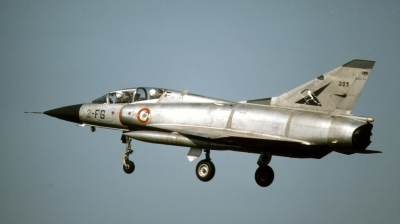 Photo ID 223552 by Alex Staruszkiewicz. France Air Force Dassault Mirage IIIB, 203