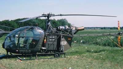 Photo ID 237552 by Arie van Groen. Germany Army Sud Aviation SA 318C Alouette II, 77 32