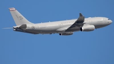 Photo ID 223604 by F. Javier Sánchez Gómez. Singapore Air Force Airbus A330 243MRTT, 762