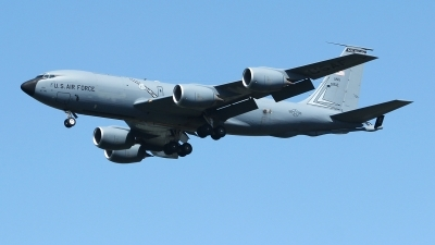 Photo ID 223606 by Manuel Fernandez. USA Air Force Boeing KC 135R Stratotanker 717 148, 59 1512