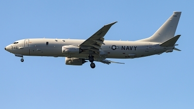 Photo ID 223662 by Aaron C. Rhodes. USA Navy Boeing P 8A Poseidon 737 800ERX, 169346