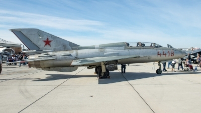 Photo ID 223711 by W.A.Kazior. Private Private Mikoyan Gurevich MiG 21US, N315RF