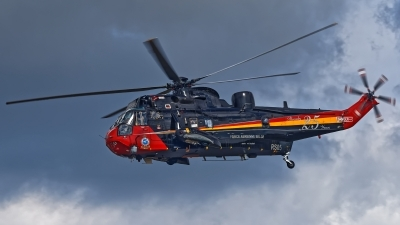 Photo ID 223726 by Rainer Mueller. Belgium Air Force Westland Sea King Mk48, RS05