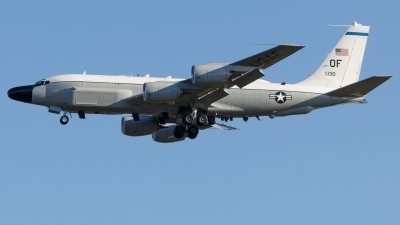 Photo ID 223728 by Hector Rivera - Puerto Rico Spotter. USA Air Force Boeing RC 135W Rivet Joint 717 158, 62 4130