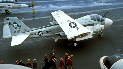 Photo ID 223767 by Gerrit Kok Collection. USA Navy Grumman A 6E Intruder G 128, 158043