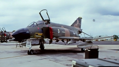 Photo ID 223799 by Gerrit Kok Collection. USA Air Force McDonnell Douglas F 4D Phantom II, 66 7500