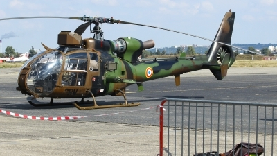 Photo ID 223796 by Manuel Fernandez. France Army Aerospatiale SA 342M Gazelle, 4142