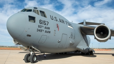Photo ID 223810 by W.A.Kazior. USA Air Force Boeing C 17A Globemaster III, 06 6157